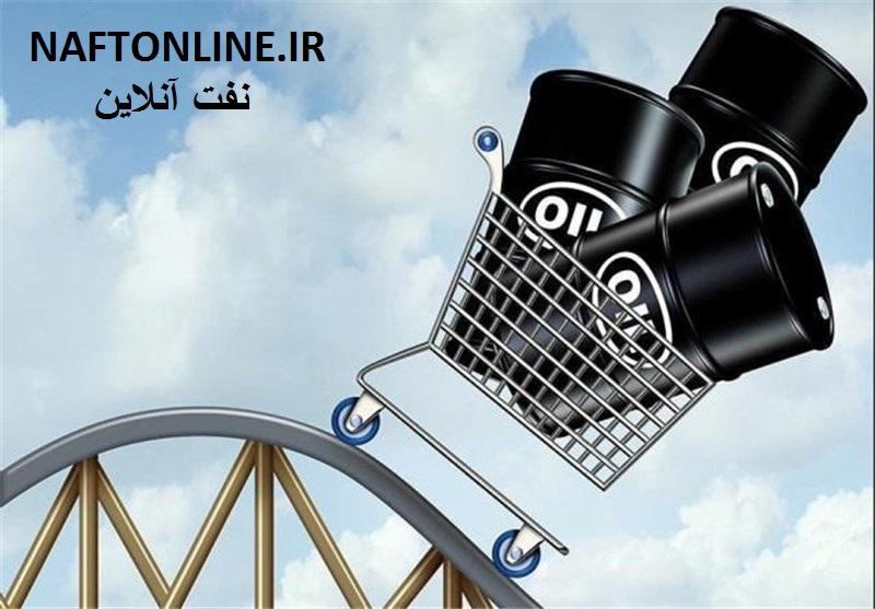 بیشترین کاهش هفتگی قیمت نفت در ۱ ماه گذشته رقم خورد