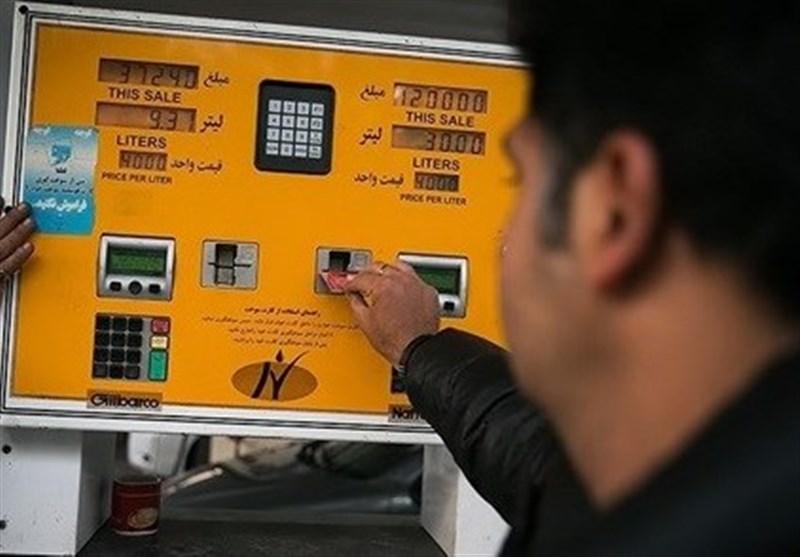 کارت سوخت قاچاق را کاهش داد