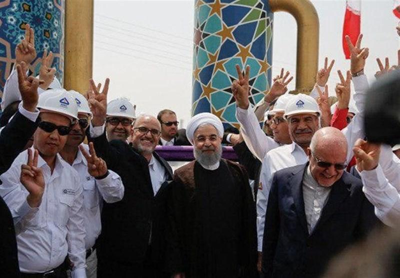 سهم ۵۰ درصدی دولت قبل از تکمیل فازهای ۲۰ و ۲۱ پارس جنوبی