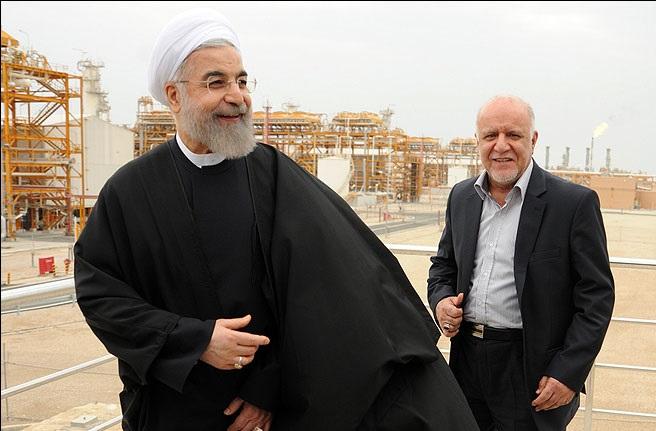 ٨ مگاپروژه صنعت نفت در پارس جنوبی افتتاح می شود
