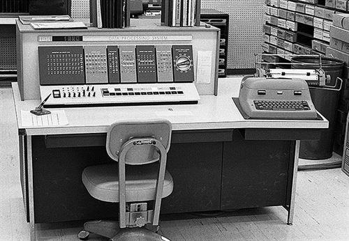 نخستین رایانه های کشور و خاورمیانه در پالایشگاه آبادان