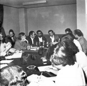 مصاحبه مطبوعاتی شهید تندگویان وزیر نفت شهریور 1359