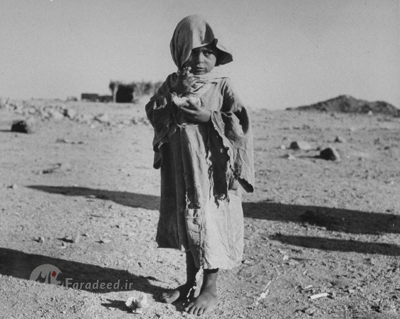 تصاویر/ فقر در عربستان پیش از کشف نفت