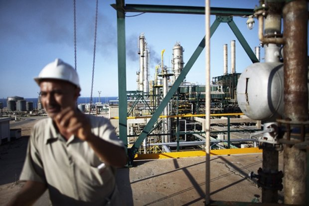 مرگ یک کارگر منجر به کاهش یک چهارم از تولید نفت شد