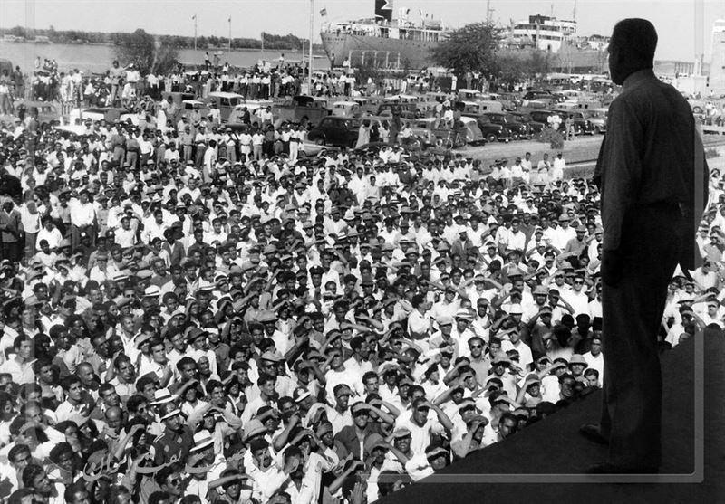 سخنرانی حسن مکی در هیات خلع ید
