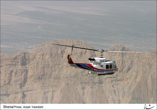 نجات 7 گرفتار شده در کوههای منطقه گناوه توسط نیروهای نفت گچساران
