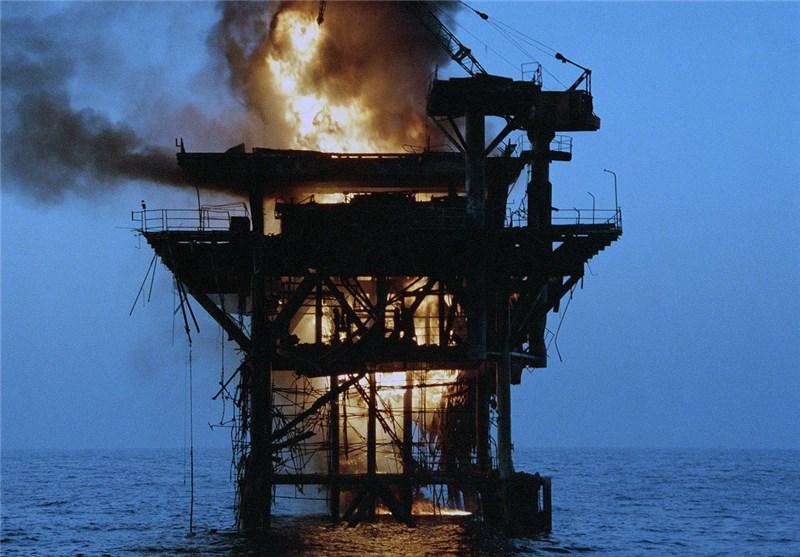 بازخوانی حمله آمریکا به ۴ سکوی نفتی ایران