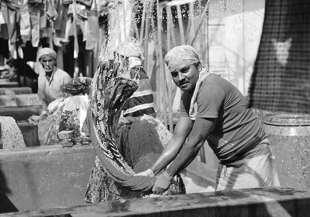 داستان جالب رختشوي های هندی در آبادان