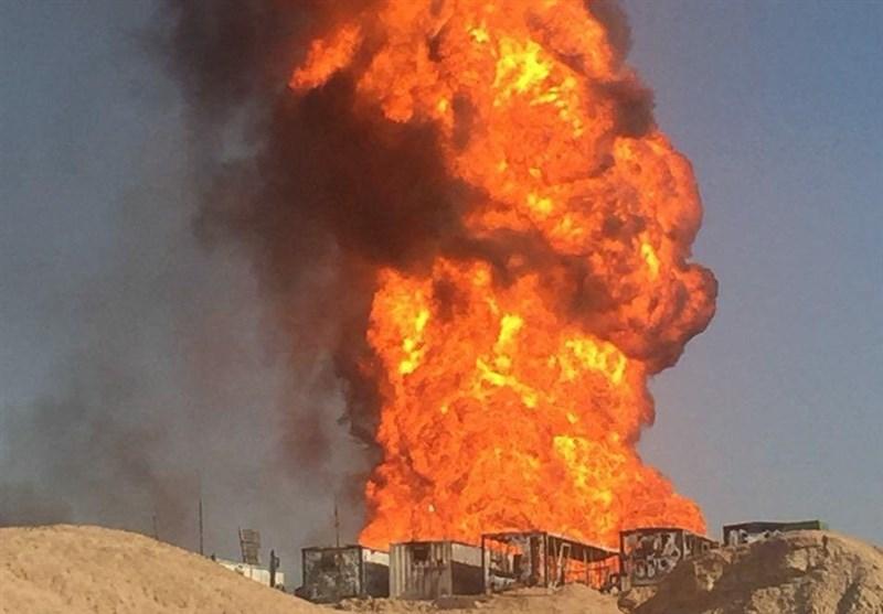 آخرین اخبار از مهار آتش چاه شماره ١۴٧ رگ سفید