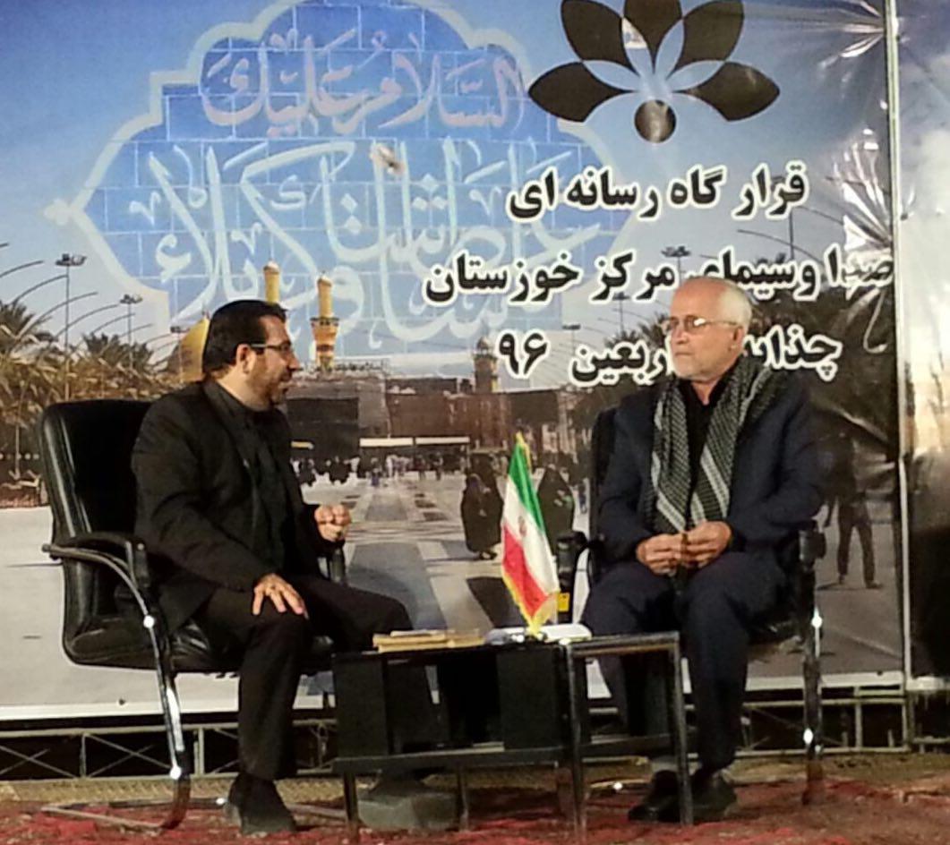 خدمات رسانی ویژه شرکت ملی مناطق نفتخیزجنوب به زائرین اربعین حسینی