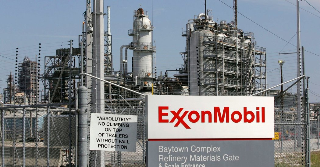 آگهی استخدام شرکت نفتی اکسون موبیل ExxonMobil در آمریکا