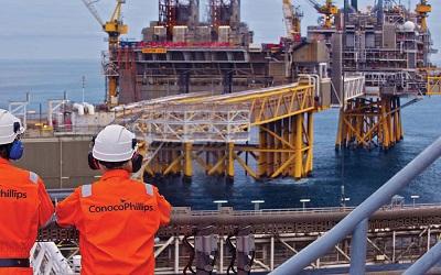 استخدام در شرکت نفت و گازی ConocoPhilips