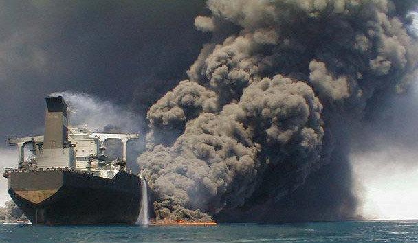 جعبه سیاه نفتکش سانچی راز حادثه و انفجار اولیه را افشا میکند