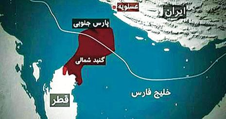 رقابت ایران و قطر در برداشت از پارس جنوبی به نفع دو کشور نیست