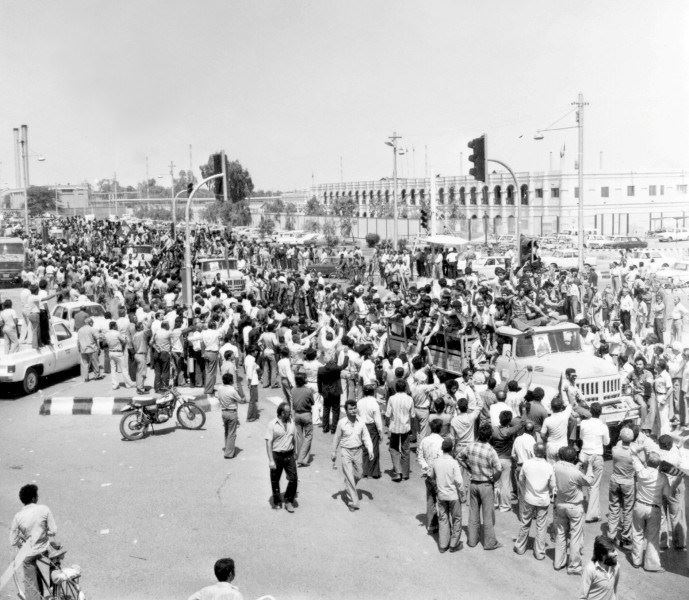 انقلاب اسلامی و کارکنان صنعت نفت