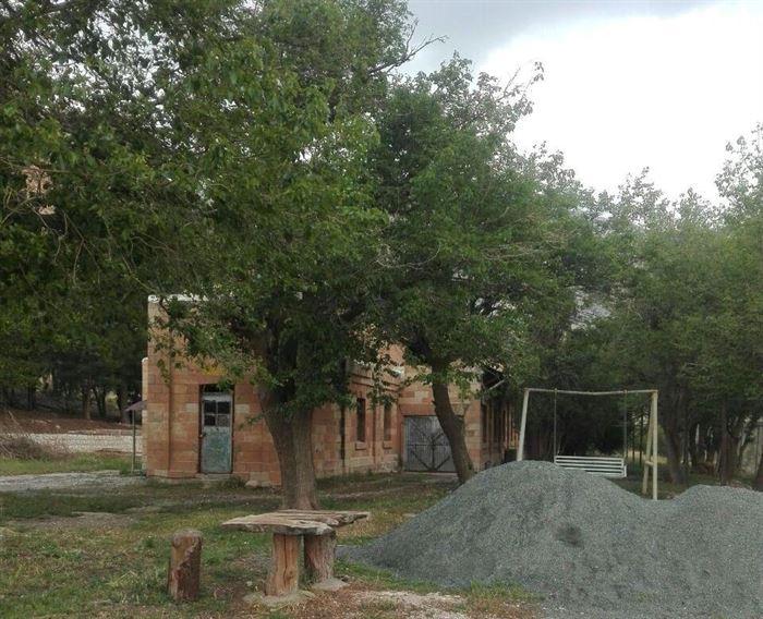 ساختمان حراست پاطاق