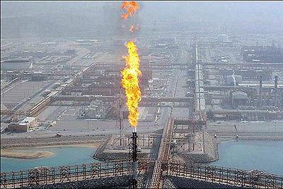 تاریخ نفت/کشف منابع عظیم گاز کنگان در تاریخ چهارم تیرماه 1353