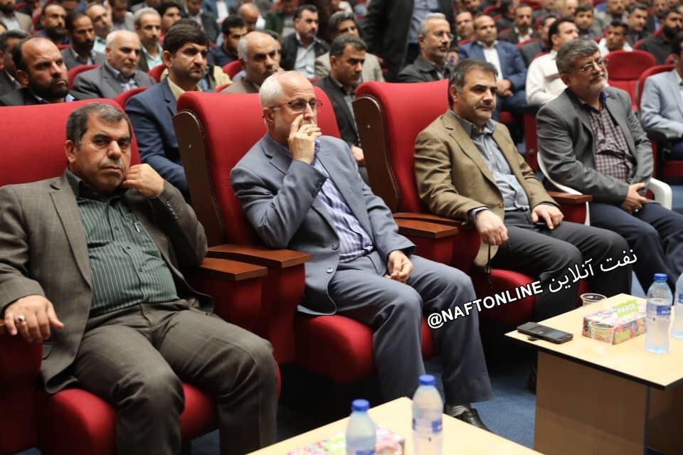 برگزاری مراسم باشکوه بزرگداشت ۹ دیماه با حضور کارکنان صنعت نفت جنوب