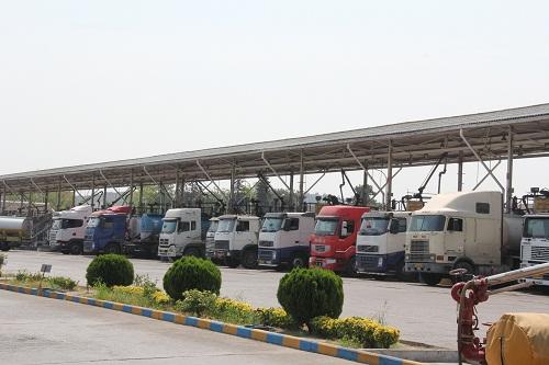 ۱۰۰ دستگاه نفتکش به ناوگان حملونقل منطقه خراسانرضوی اضافه شد