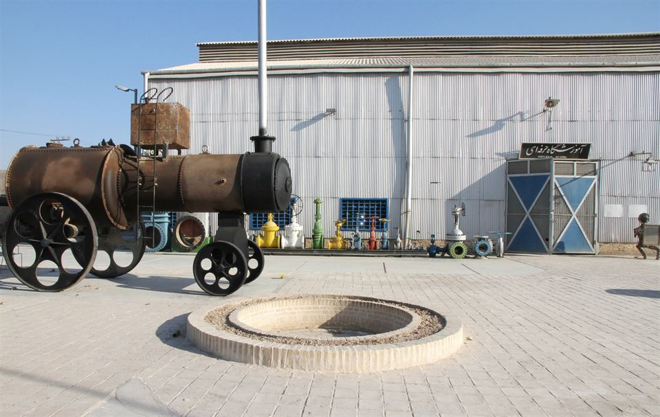 بزرگترین موزه صنعتی کشور با محوریت صنعت نفت گشایش یافت