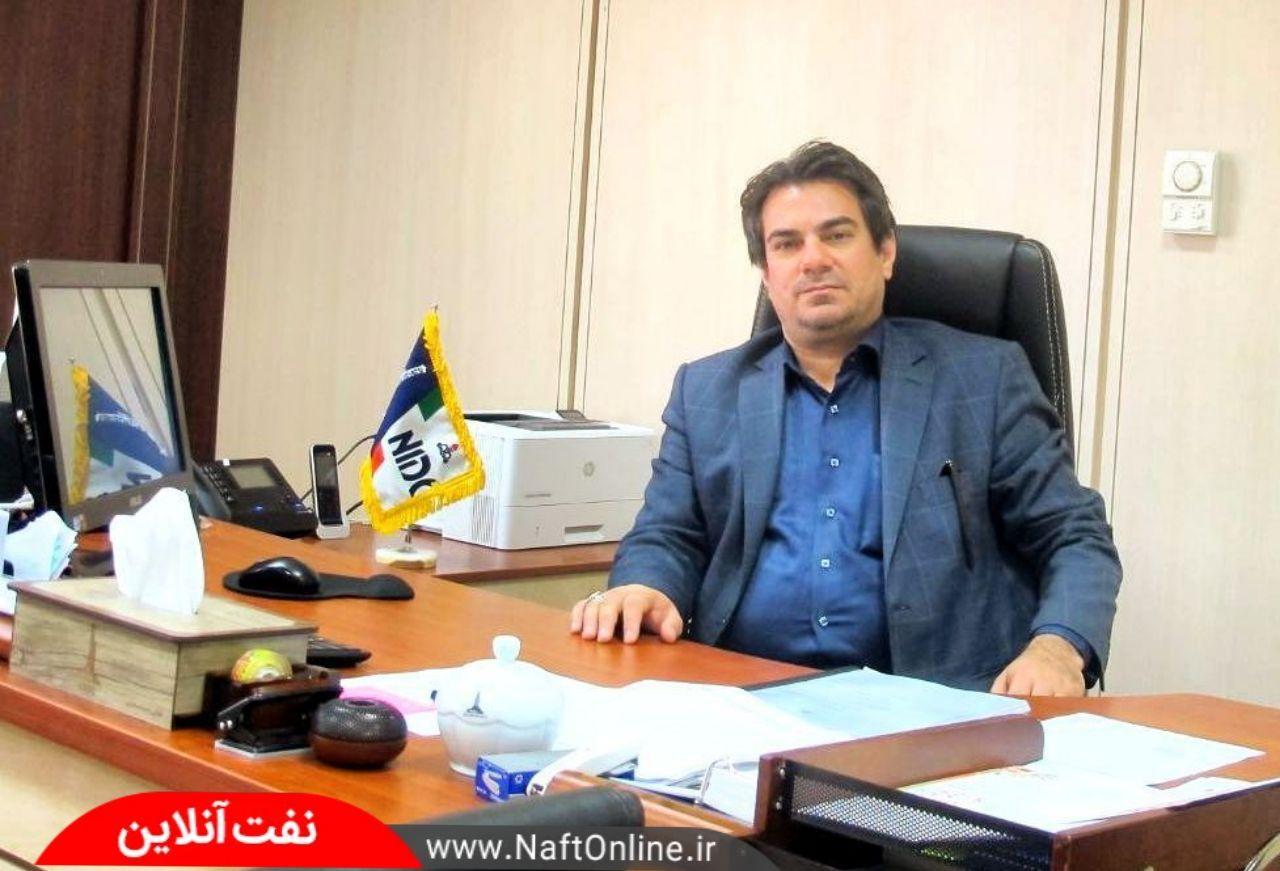 سرپرست جدید دفتر مدیرعامل حفاری منصوب شد