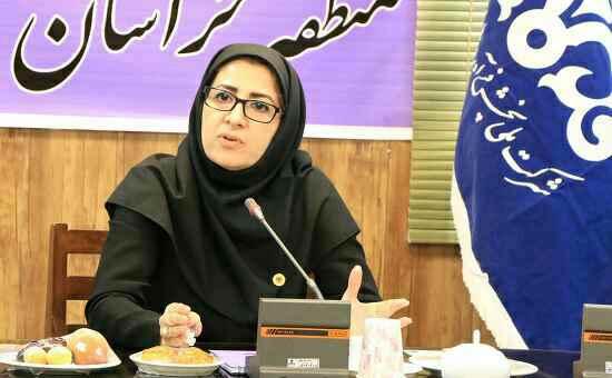 فاطمه کاهی رئیس روابط عمومی شرکت پخش فرآورده های نفتی شد