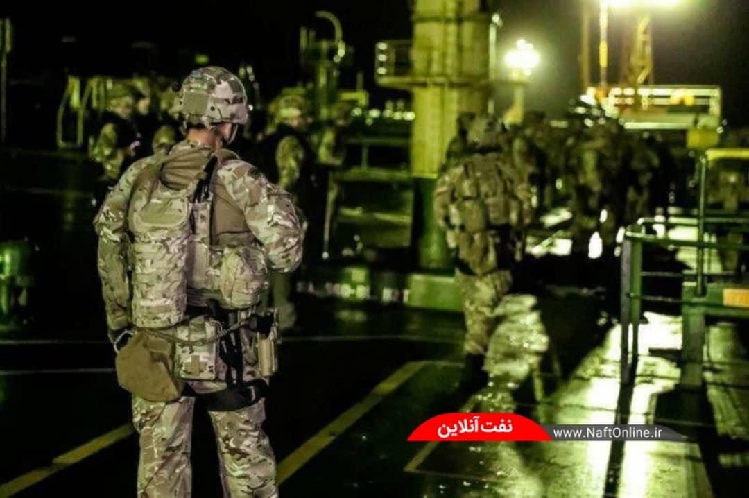 آخرین اخبار و واکنشها به تجاوز نیروهای انگلیسی به نفتکش حامل نفت ایران